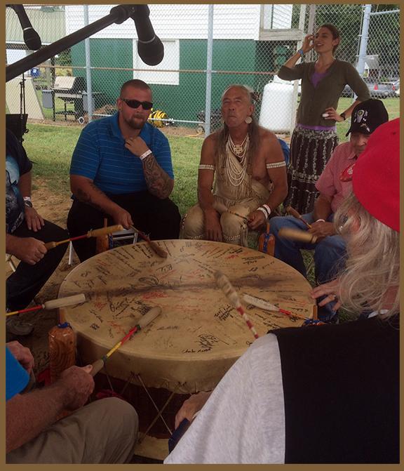 Powwow Drums 2015