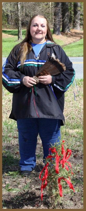 Chief Donna Wolf Mother Abbott