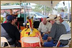 Powwow Drummers