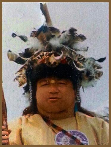 Chief Sewell Winter Hawk Fitzhugh