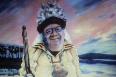 "Chief Sewell ""Winter Hawk"" Fitzhugh"