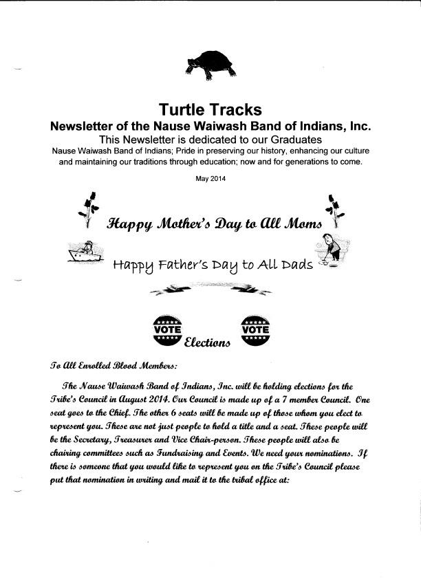 May 2014 Page 1