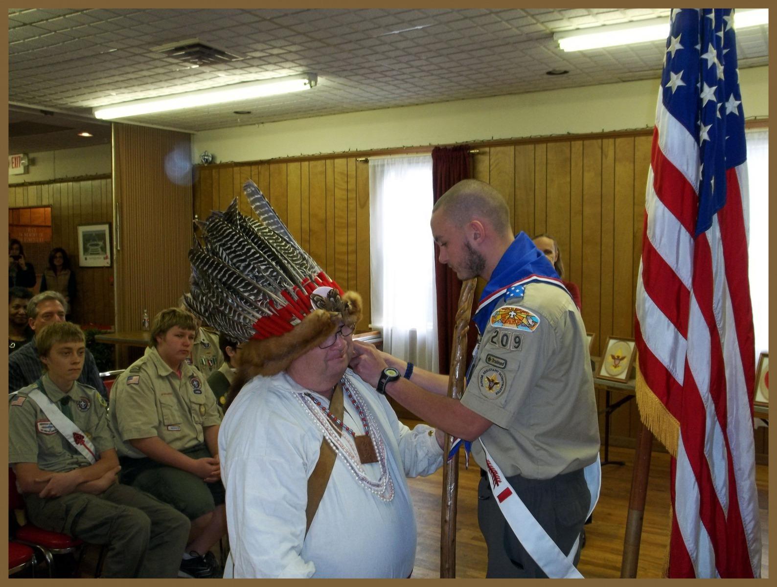 Chief Sewelll Winter Hawk Fitzhugh & Jesse Running Arrow Bartrum