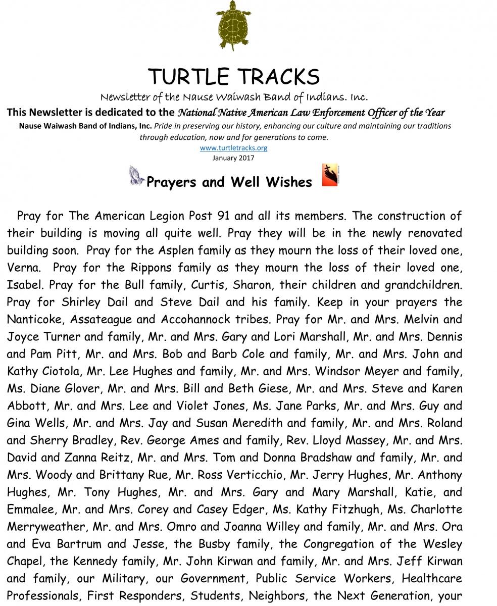 January 2017 Page 1