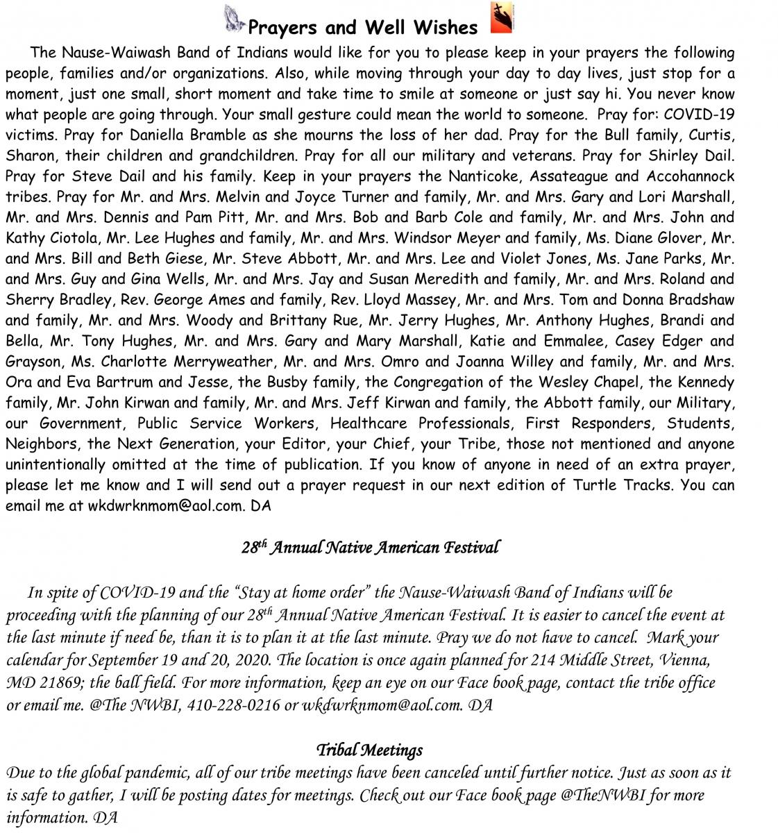 May 2020 Page 2